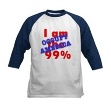 I am the 99% OCCUPY Tee