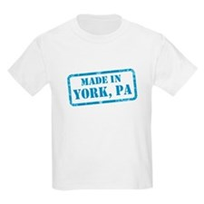 MADE IN YORK T-Shirt