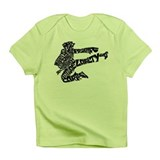 LIFE SKILLS KICKER Infant T-Shirt