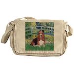 Lily Bridge Basset Messenger Bag