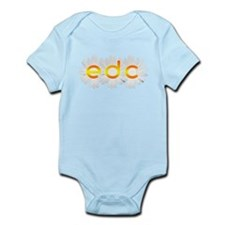Cool Electric daisy carnival Infant Bodysuit
