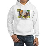 Tarzan MD - Smoking Twigs Hooded Sweatshirt