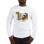 Tarzan MD - Smoking Twigs Long Sleeve T-Shirt