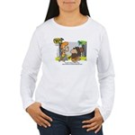 Tarzan MD - Smoking Twigs Women's Long Sleeve T-Sh