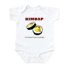 Kimbap Infant Creeper