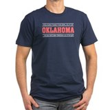 'Girl From Oklahoma' T