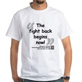 Thatcher Back Quote Shirt