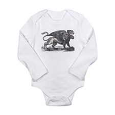 Griffin Long Sleeve Infant Bodysuit