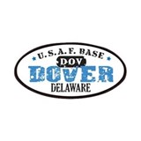 Dover Air Force Base Patches