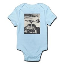 Medieval Vulcanology Infant Bodysuit