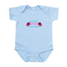 Cute Electric daisy carnival Infant Bodysuit
