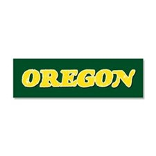 Oregon Vintage Car Magnet 10 x 3