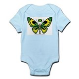 Butterfly Infant Creeper