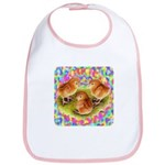 Party Time Chicks Bib