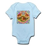 Party Time Chicks Infant Bodysuit