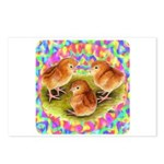 Party Time Chicks Postcards (Package of 8)