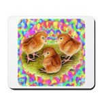 Party Time Chicks Mousepad