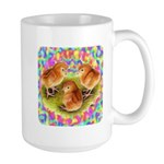 Party Time Chicks Large Mug