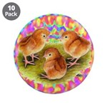 "Party Time Chicks 3.5"" Button (10 pack)"
