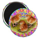 "Party Time Chicks 2.25"" Magnet (100 pack)"