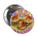 "Party Time Chicks 2.25"" Button"