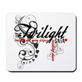 Twilight Saga Mousepad