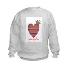 Guatemalan Princess Sweatshirt