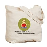 Sunshine Namaste Tote Bag