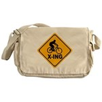 Cycle X-ing Messenger Bag