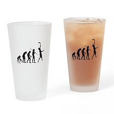 Ultimate Evolution Drinking Glass
