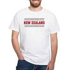 'Girl From New Zealand' Shirt
