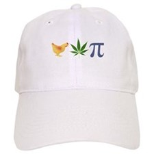 Chicken Pot Pi Pie Baseball Cap