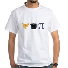 Chicken Pot Pi Pie Shirt