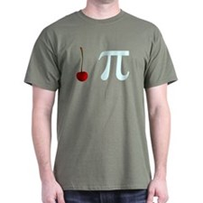 Cherry Pie Pi T-Shirt