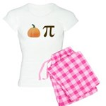 Pumpkin Pi Pie Women's Light Pajamas