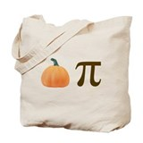 Pumpkin Pi Pie Tote Bag