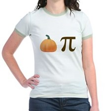 Pumpkin Pi Pie T