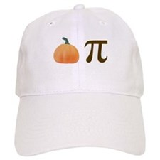 Pumpkin Pi Pie Baseball Cap