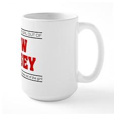 'Girl From New Jersey' Coffee Mug