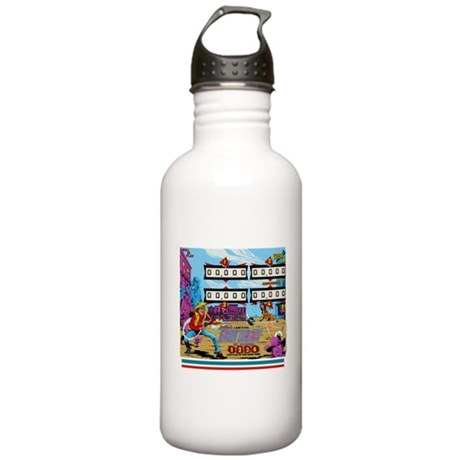 Gottlieb&reg; &quot;Fast Draw&quot; Stainless Water Bottle 1