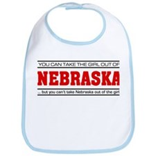 'Girl From Nebraska' Bib