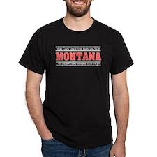 'Girl From Montana' T-Shirt
