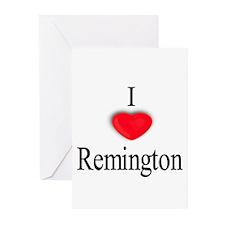 Remington Greeting Cards (Pk of 10)