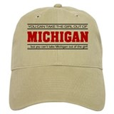 'Girl From Michigan' Baseball Cap