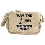 May The Force Be With You Physics Geek Nerd Messen