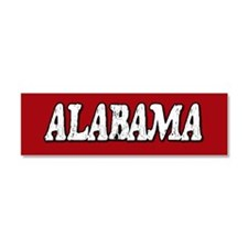 Alabama Vintage Car Magnet 10 x 3