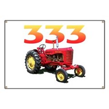 The 333 Banner