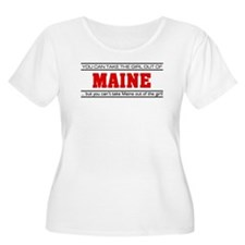 'Girl From Maine' T-Shirt