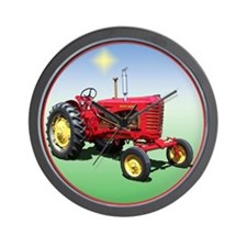 Cool Tractor Wall Clock