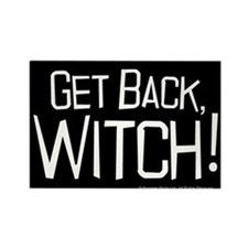 Get Back Witch Magnet